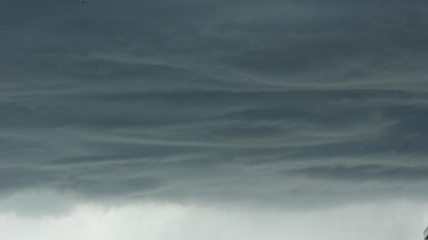 Wat is dit voor een wolk #buienradar