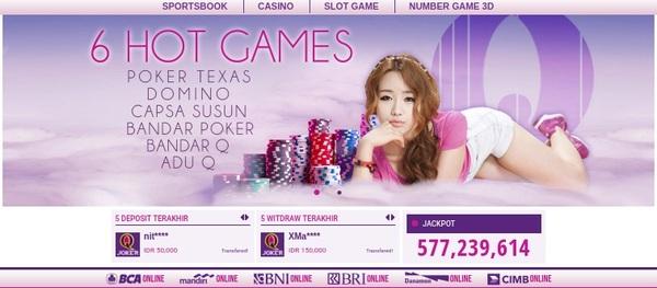 seo QJoker Agen Judi BandarQ Poker DominoQQ Capsa AduQ Online Indonesia