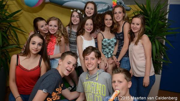 Geslaagde Summer Beach Party @Rodenborch #rosmalen #schoolfeest