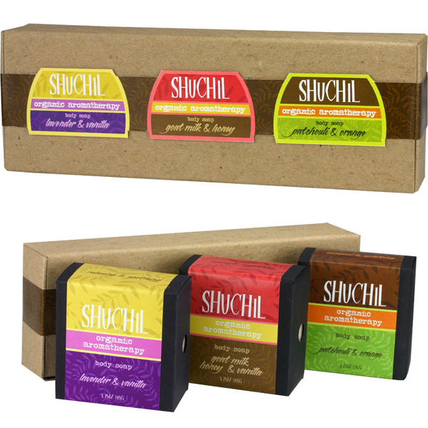 Organic Fair Trade Soaps