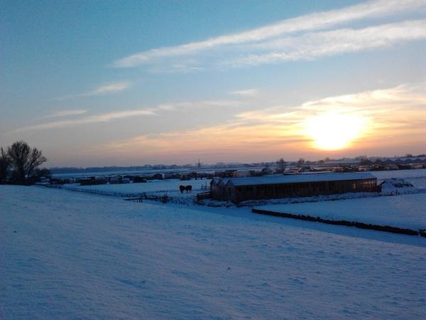 Nederland winterland