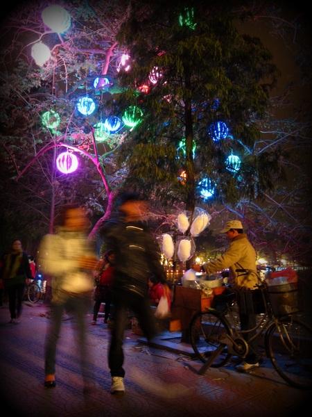 Vanuit Vietnam de beste wensen voor het nieuwe jaar.