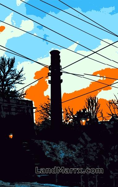 Sunset Stack