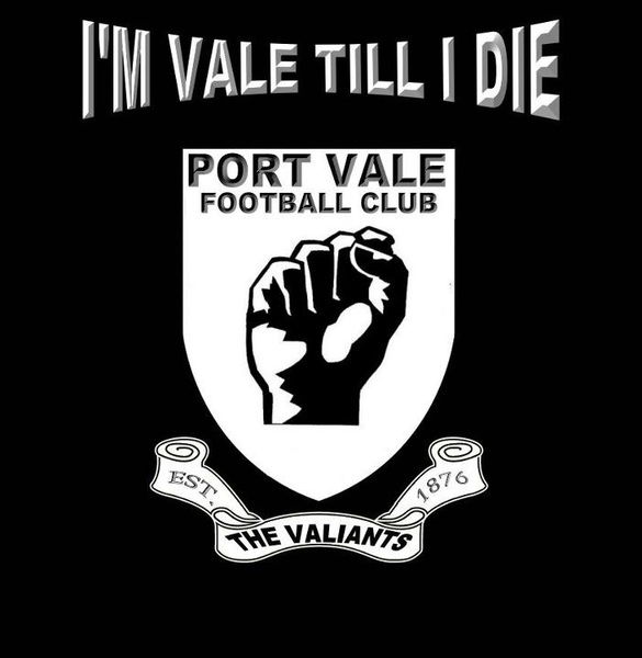 Get to vale park tomorrow! The rebuilding has begun !!! #packthepark #savethevale #believe #proudtobevale  #pvfc