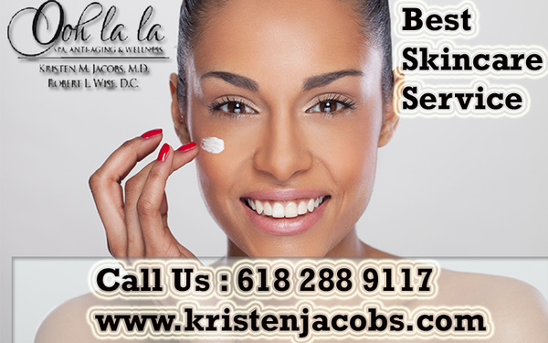 Best Skincare Service in Swansea City