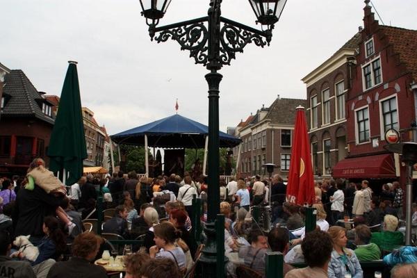 Publiek bij Rapalje #kaeskoppenstad #kaeskoppen #alkmaar