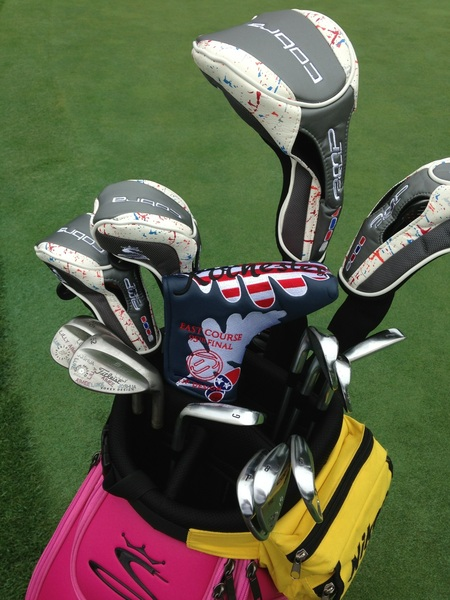 Check out my new  @IJPDesign putter cover.  Order today to get this limited edition putter cover