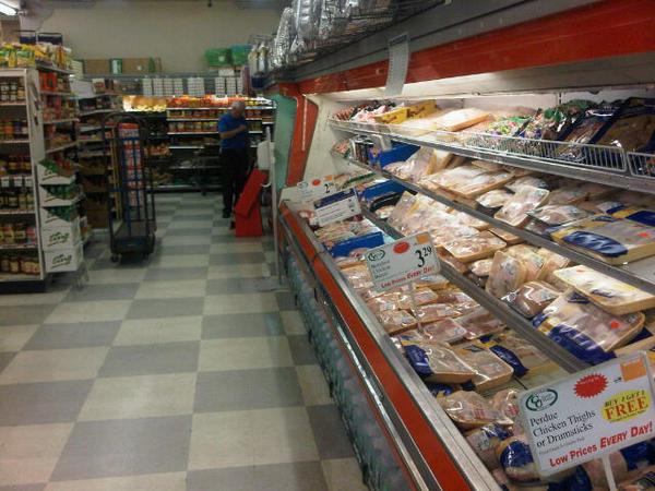 Shoppen in nantucket. Usa supermarkets hier ziet er onappetijtelijk is. Geef mij appie maar.