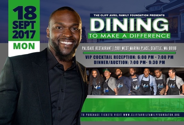 It's that time again for our Annual Dinning to Make a difference dinner on sept 18th. Get your tickets now at avrildines.eventbrite.com
