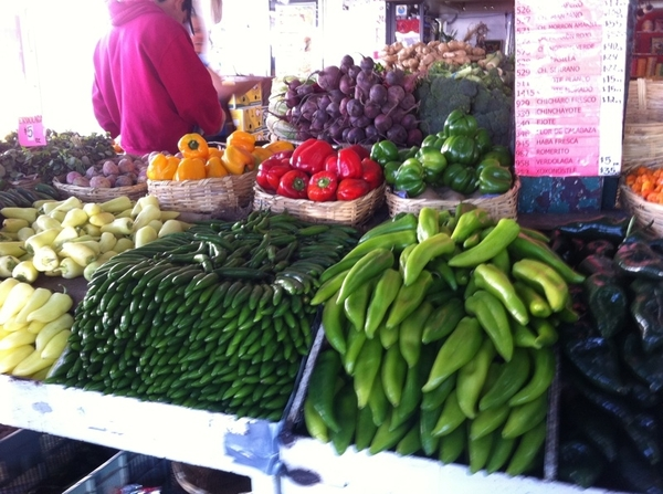 The Tijuana market is one of the most impressive in Mexico--not biggest, but gr8, varied product.