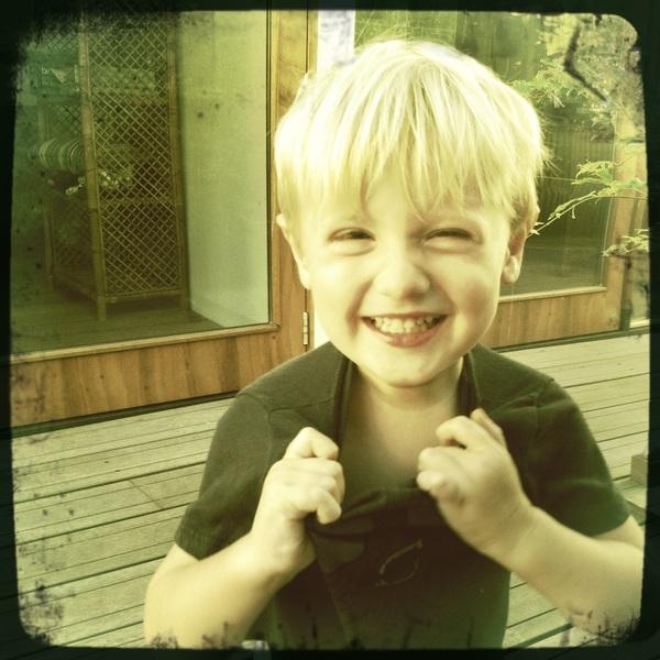 Fletcher of the day: silly boy