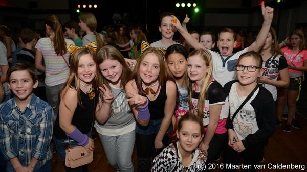 In @DeKentering #rosmalen was vanavond weer een gezellige #disco van @SJVRosmalen
