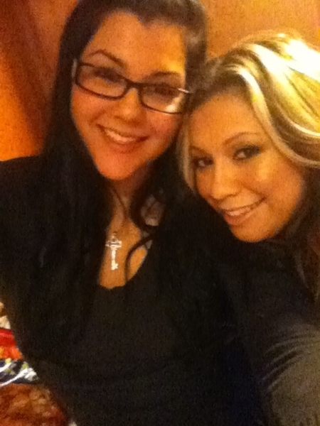 Me and my gurl @MsLoyaltyTS
