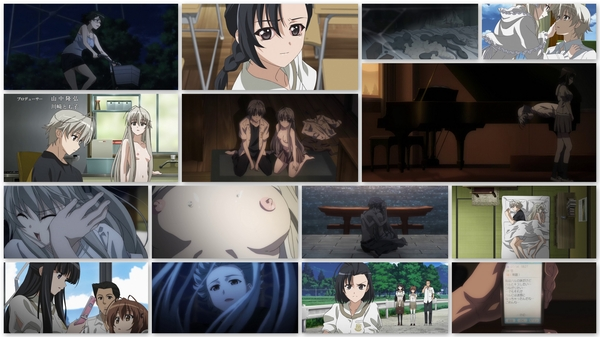 #YosuganoSora ep12 (END): can't believe it.  This f*cked up series was actually quite good. #pervy #anime