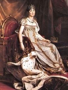 23/6/1763-Nace Josefina d Beauharnais,emperatriz y #fashion victim.926 vestidos,500 camisas,785 pares de zapatos. #moda