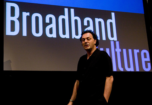 Saw talk of Gerd Leonhard. Momoams. Very interessting talk where I keep looking back at.  http://prbt.nl/9C0170C7