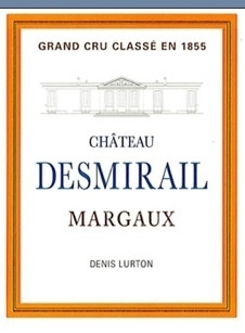 Chateau Desmirail Margaux 2009 - Grand Cru Classe (3rd Growth): The dark color and very mature dark fruit bouquet...
