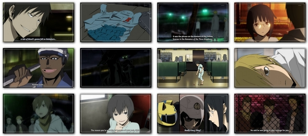 #Durarara ep19: it doesn't take much to make things worse, does it? #anime