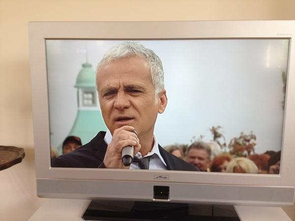 Kinder, ich werde schwanger, Nino DeAngelo auf ZDF, ich fall um!