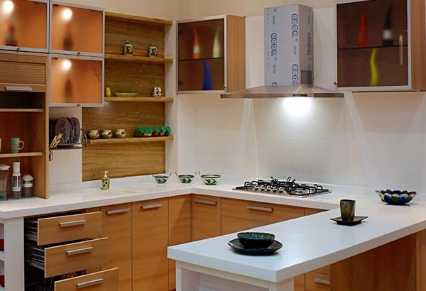All types of modular kitchen works with variety of styles for Types of kitchen styles