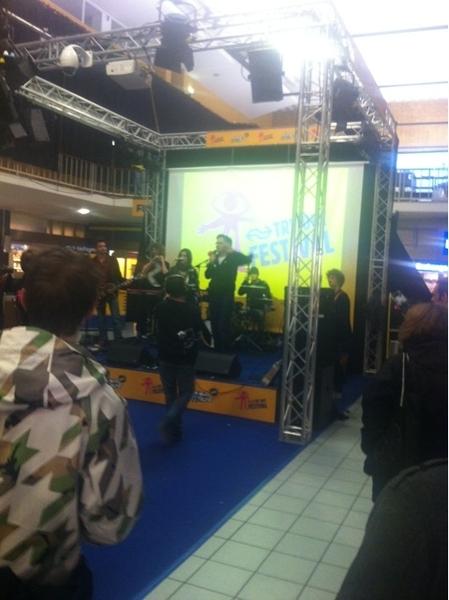 #3fm op station Eindhoven met @michielveenstra