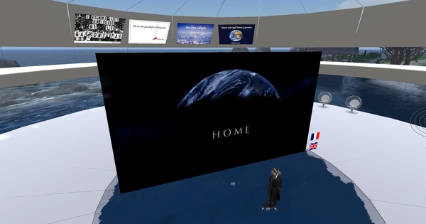 Home, Yann Arthus Bertrand in #SecondLife (@leshumains) #earthday #eday2010 #jourdelaterre