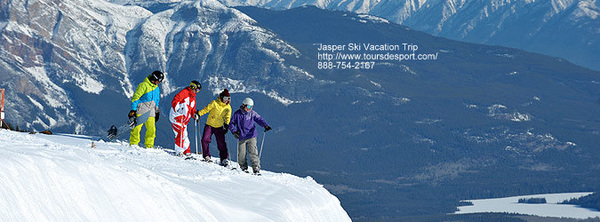 Ski Excursion To Jasper