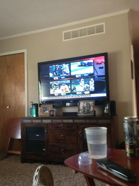 @nflnetwork #QuadBoxSighting