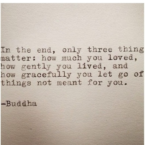 Buddha is one smart cookie!