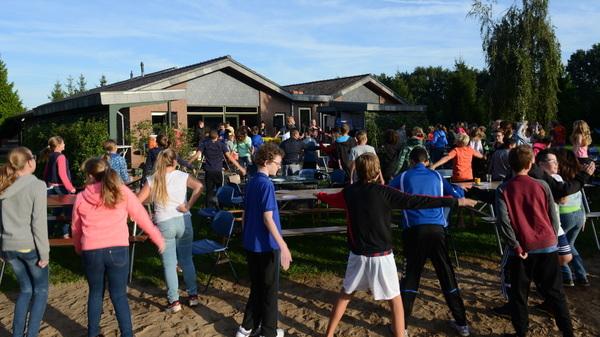 De #vip #brugklassen van @rodenborch #rosmalen waren afgelopen week op #kamp op #derowaldhoeve in #herpen