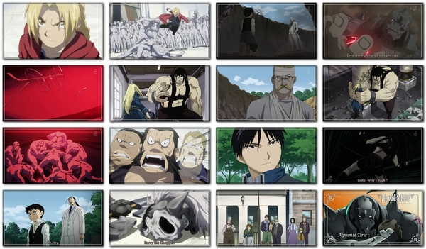 #FMABrotherhood ep51: Outstanding.  I've waited a long time for Al's breakthrough. #anime