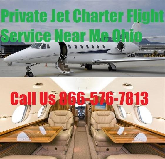 Private Plane Jet Charter Flight Service Cleveland, Columbus, Cincinnati Ohio