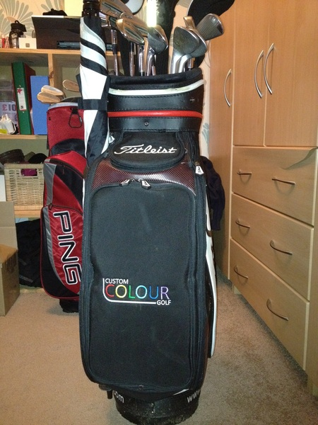 @ChillGolf I think this picture is what your bag should look like.... : )