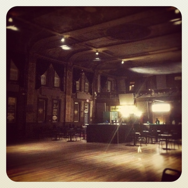 Playing the Amazing Turner Hall Ballroom tonight!  #kingofthewaves
