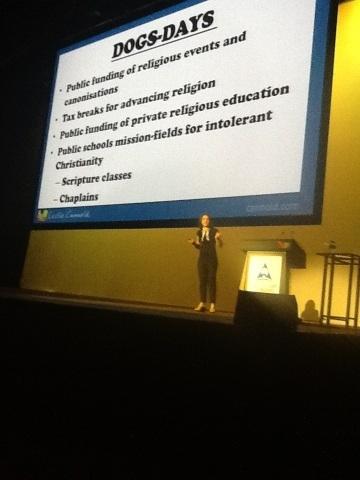 Church indoctrination in Australian public schools-- @lesliecannold