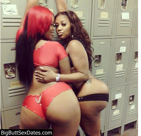 Exotic Ebony Dancers 73