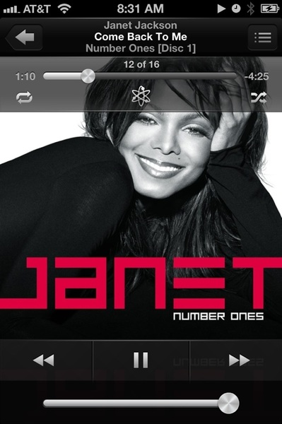 I miss @JanetJackson