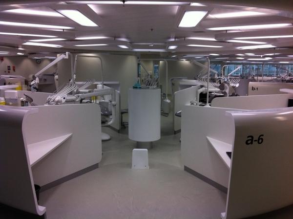 Feels like I-robot in here #acta