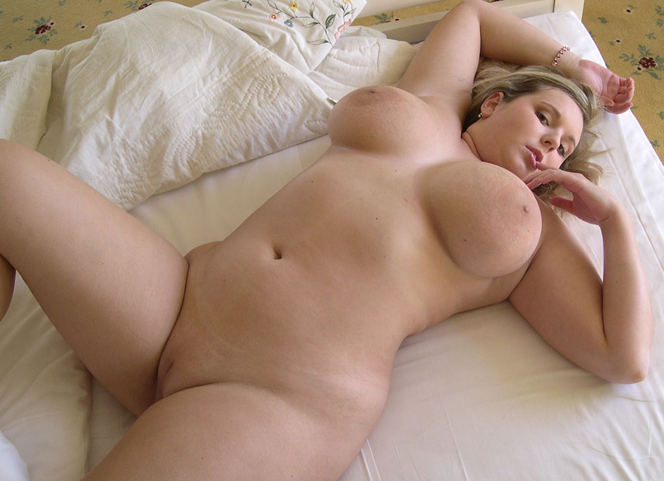 image Fat bbw gf masturbating with her wand and squirting