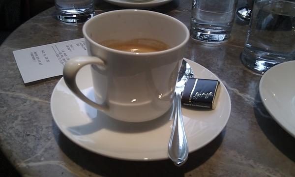 Koffie in Zürich madderfakker!