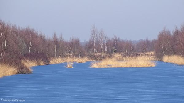 IJsblauw!  Engbertsdijksvenen, Vriezenveen. Twente!   #buienradar