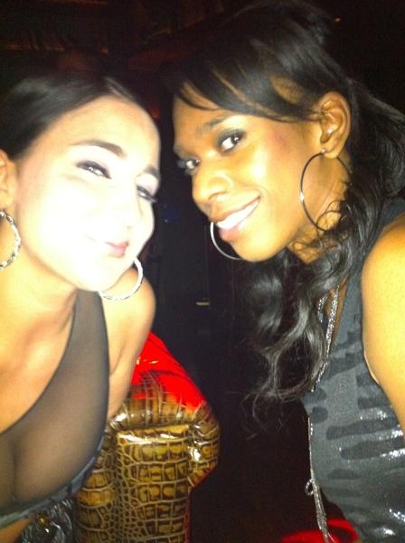 Me & @shannaslim1225 #marquee #vegasnights