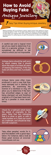 Buying Antique Jewellery The Right Way