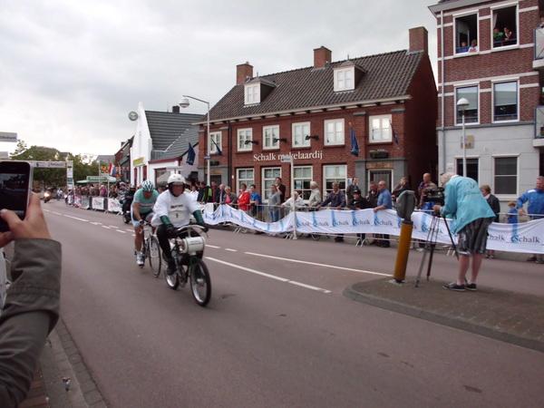 Gertje gaat hij goed hij gaat lekker als een speer tijdens dernyrace Rijsbergen Bavoloop #gewonnen #tourdujour