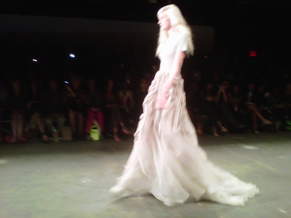 At @csiriano show