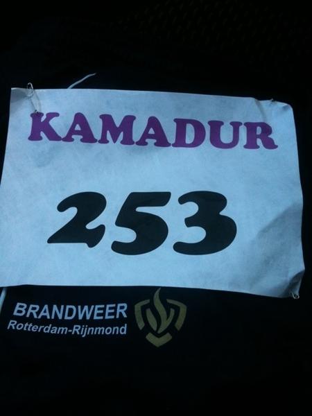 1ste keer buiten lopen. 5 km loop in Bleiswijk (30.42) met meerdere #brandweer vg collega's. Ben tevreden:) #yam