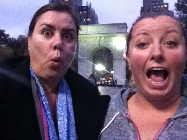 The Bobs in New York!