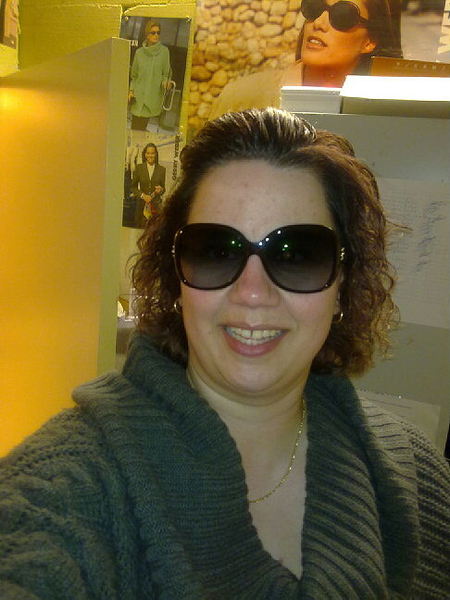 Me & my new Prada sunglasses!! #like like like :-)) #hoe bedoel je over de top HIHIHIHI