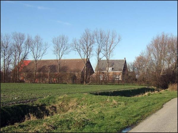 van de andere kant #gesloopt huis #lovezeeland