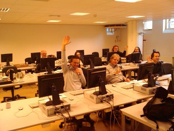 Groep web 2.0 februari